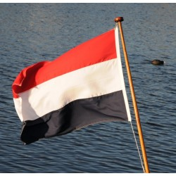 Boot vlag 50x70cm Marine