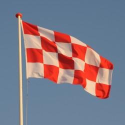 Provincie vlag Noord Brabant Aanbieding