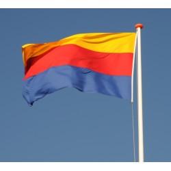 Provincie vlag Noord Holland 150 x 225
