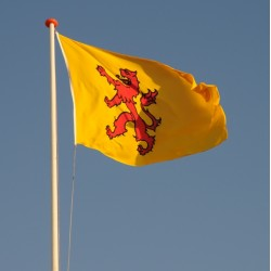 Provincie vlag Zuid Holland Aanbieding