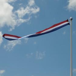 Nederlandse wimpel vanaf 12.-