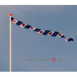 Wimpels Friesland
