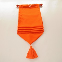 Oranje wimpels